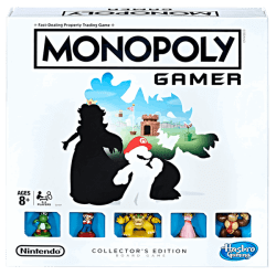 Monopoly Gamer Collector's Edition Board Game $40