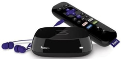 Refurb Roku 3 1080p Streaming Media Player for $40