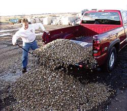 Loadhandler 2,200-lb. Capacity Truck Unloader $100