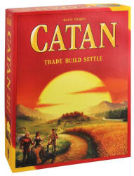 The Settlers of Catan 5th Edition Board Game $26