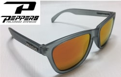 Peppers Men's 2-Step Polarized Sunglasses for $12