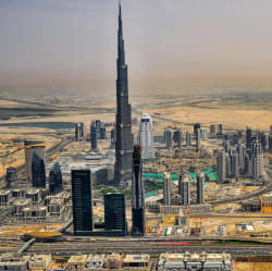 5Nt Dubai Independent Vacation w/ Air $2,598 for 2