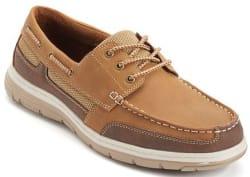 Croft & Barrow Men's Ortholite Boat Shoes for $28