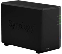 Synology 2-Bay Gigabit NAS Enclosure for $225