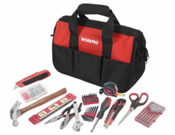 Workpro 157-Piece Household Tool Set for $20