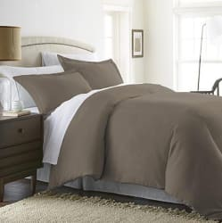 iEnjoy Home Premium 3pc Duvet Cover Set from $13