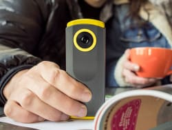 Detu Twin 360 Camera for $209