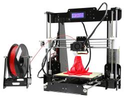 Anet A8 Prusa i3 3D Desktop Printer for $156