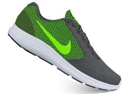 Nike Men's Revolution 3 Running Shoes for $39