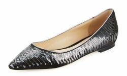 Jimmy Choo Women's Romy Ballerina Flats for $238