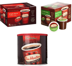 Tim Horton's Coffee and K-Cups: Extra 30% off