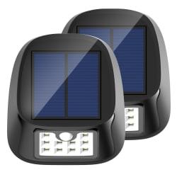 Aptoyu 10-LED Motion-Sensor Solar Light 2pk for $9 + free shipping w/ Prime