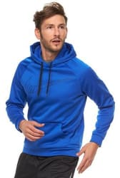 Nike Men's Sequel Therma-Fit Fleece Hoodie for $17