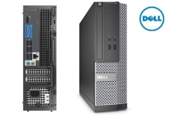 Refurb Dell Haswell i3 3.4GHz Desktop PC $180