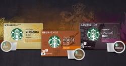 Starbucks K-Cup Tasting Flight Sample Pack for free