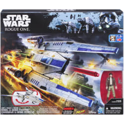 Star Wars Rogue One: Rebel U-Wing Fighter for $16