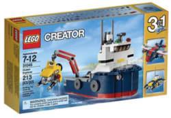 LEGO Creator Ocean Explorer Set for $10