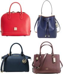Handbags at Macy