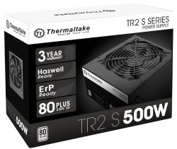 Thermaltake Smart 500W ATX Power Supply for $23