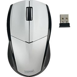 Staples Wireless Mouse for $5