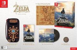 Zelda: Breath of the Wild SE Nintendo Switch $100