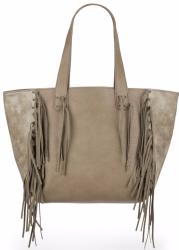 Urban Originals Piper Fringed Tote Bag for $30
