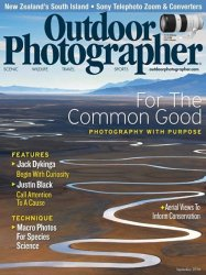 Outdoor Photographer 1-Year Subscription for free