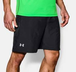 "2 Under Armour Men's UA Launch 7"" Shorts for $40"