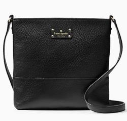Kate Spade Bay Street Cora Crossbody Bag for $79
