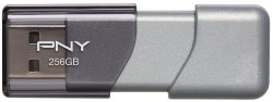 PNY 256GB Turbo USB 3.0 Flash Drive for $40 + free shipping w/ Prime