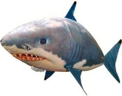 RC Balloon Flying Shark or Fish for $12
