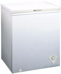 Midea 5-Cu. Ft. Chest Freezer for $130