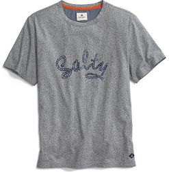Sperry Men's Salty Graphic T-Shirt for $10