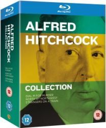 Alfred Hitchcock Collection on Blu-ray for $13