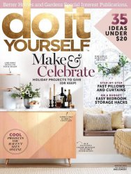 Do It Yourself Magazine 1-Year Subscription for $9