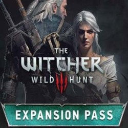 Witcher 3: Wild Hunt Expansion Pass for PC for $15