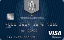 USAA Cash Rewards® Visa Signature®