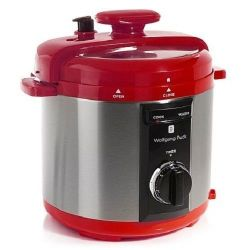 Wolfgang Puck Automatic 8qt Pressure Cooker for $38 + free shipping