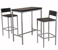 AC Pacific Henry High Bar Table Set for $100