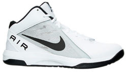 Nike Men's Air Overplay IX Basketball Shoes $40