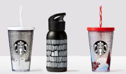 Starbucks Holiday Drinkware: 40% off