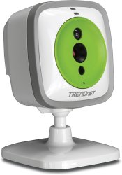 Trendnet Day/Night WiFi 2-Way Baby Camera for $25