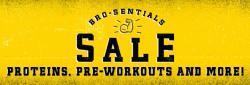 Bodybuilding.com Bro-Sentials Sale