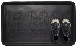 Direct Home Rubber Boot Tray 2-Pack $19