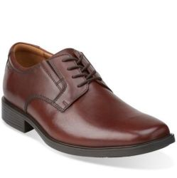 Clarks Men's Tilden Plain Shoes for $40