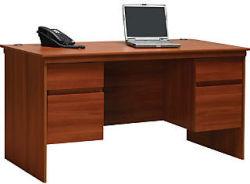 Ameriwood Tiverton Executive Desk for $110