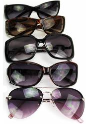 Women's Sunglasses 8-Pack for $15