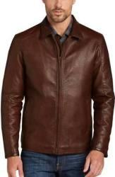 Pronto Uomo Men's Faux Leather Jacket for $80