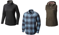 Columbia Fall Styles: Up to 60% off + free shipping