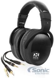 NVX Audio Studio Over-Ear Headphones for $80